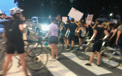 Emancipate NC Staff Bail Out Raleigh Protestors