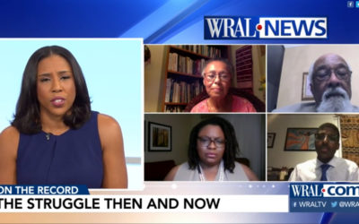 """Emancipate NC Joins Panel of Intergenerational Activists to Discuss """"The Struggle Then and Now"""""""