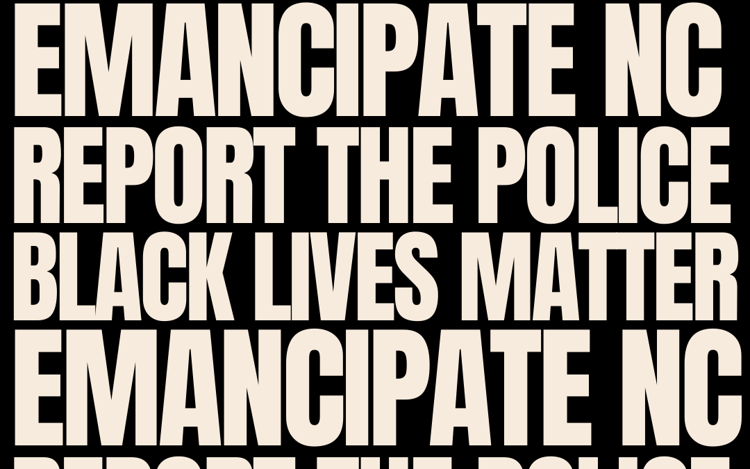 Emancipate NC Launches Police Misconduct Database