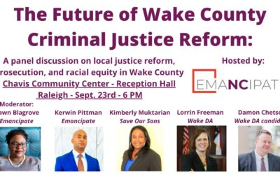Join Us: The Future of Wake County Criminal Justice Reform